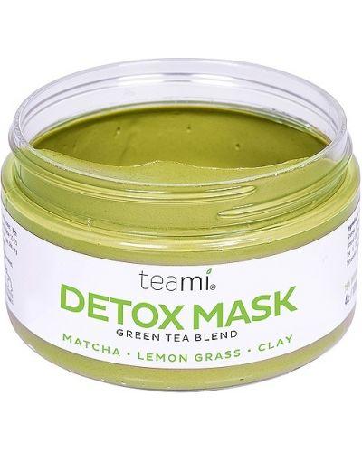 Skórzany maska na ciała Teami Blends