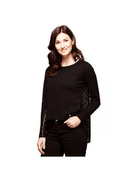 Пуловер шерстяной акриловый Yumi