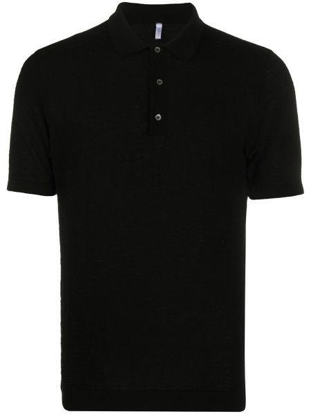 Классическая рубашка с короткими рукавами на пуговицах Cenere Gb