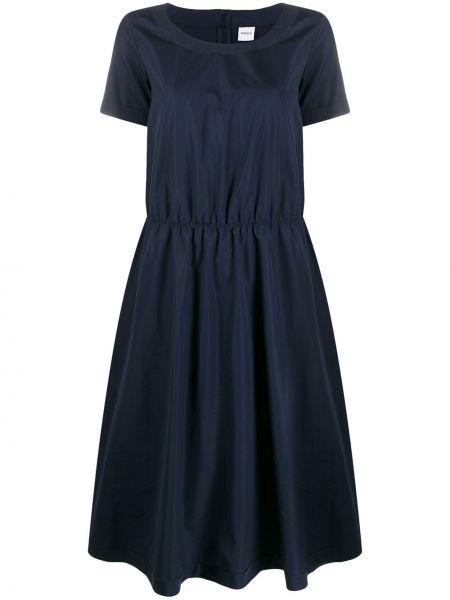 Платье синее платье-солнце Aspesi