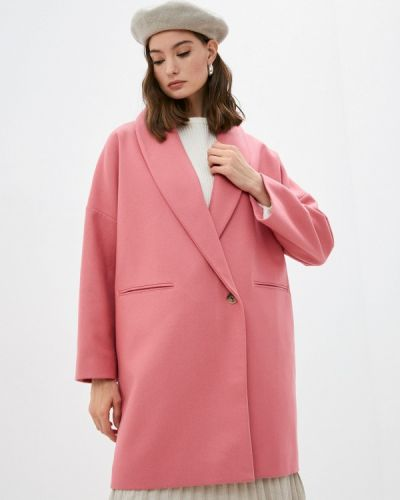 Пальто - розовое French Connection