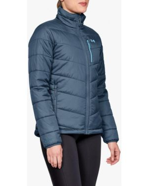 Спортивная куртка весенняя синий Under Armour