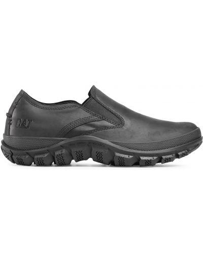Туфли - черные Caterpillar