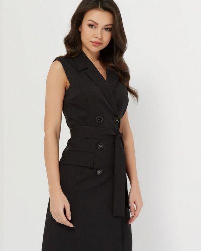 Платье платье-пиджак черное Verna Sebe