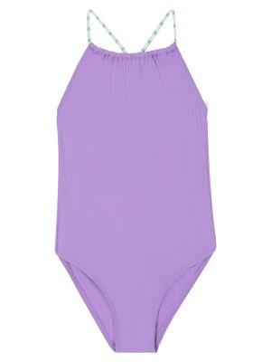 Fioletowy strój kąpielowy na plażę Melissa Odabash Kids