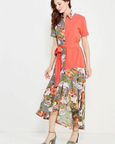 Разноцветное платье Love & Light