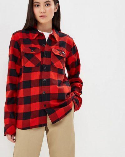 Красная блузка Dickies