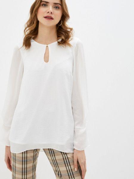 Блузка с длинным рукавом белая весенний Wallis