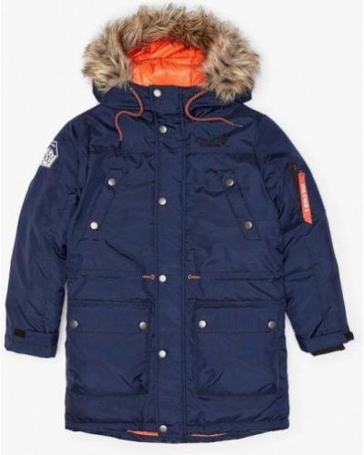 Синяя куртка Acoola
