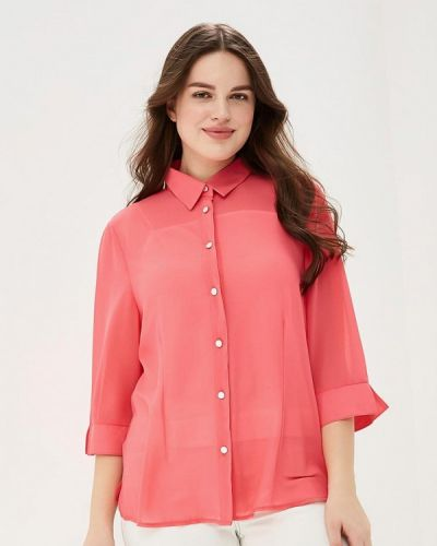 Розовая блузка Fresh Cotton