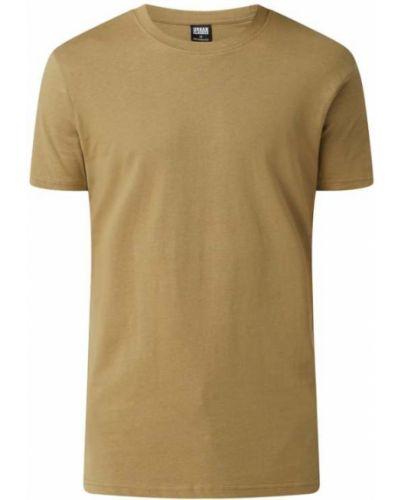 Zielona koszulka bawełniana Urban Classics