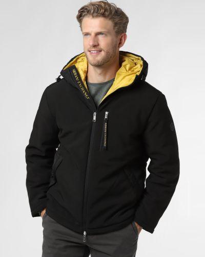Czarna kurtka pikowana Armani Exchange