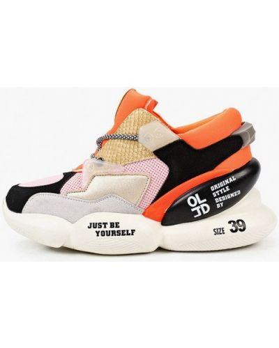 Кожаные кроссовки Sergio Todzi