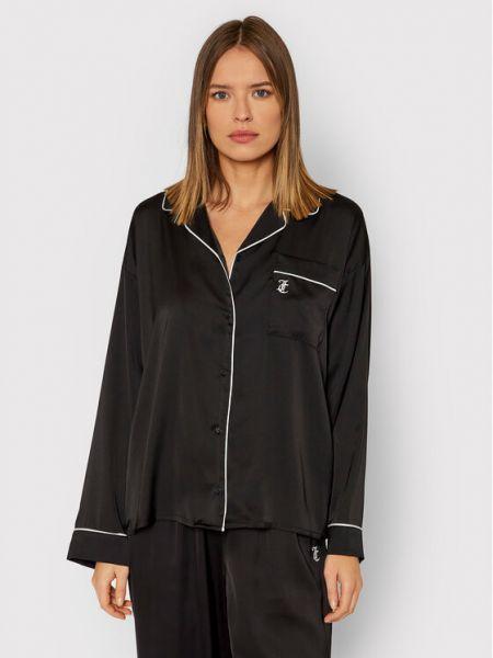 Piżama - czarna Juicy Couture