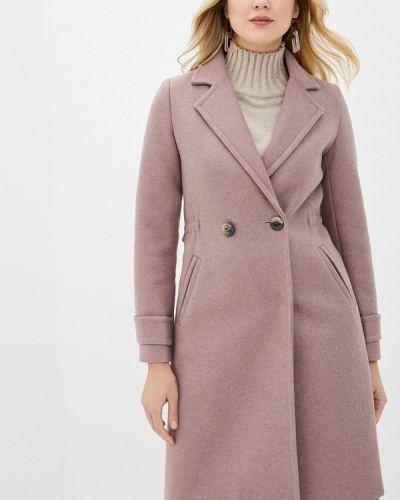 Пальто - розовое снежная королева