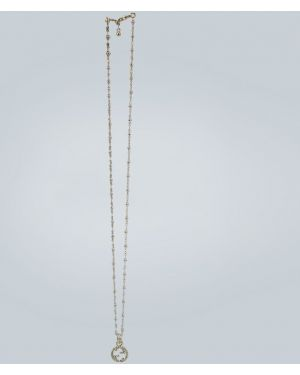 Ожерелье золотой Gucci