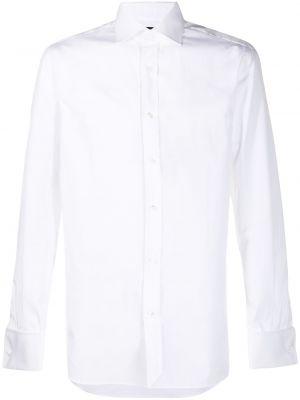 Sukienka długa, biały Polo Ralph Lauren