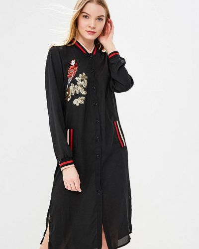 Платье черное Tantra
