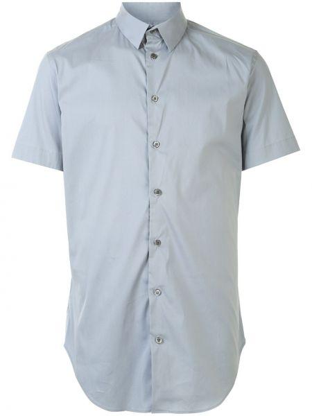 Koszula klasyczna z kołnierzem światło Giorgio Armani