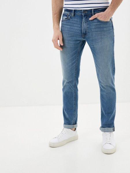 Зауженные джинсы-скинни из микрофибры Marks & Spencer