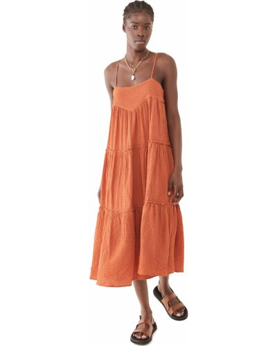 Текстильное платье D.ra