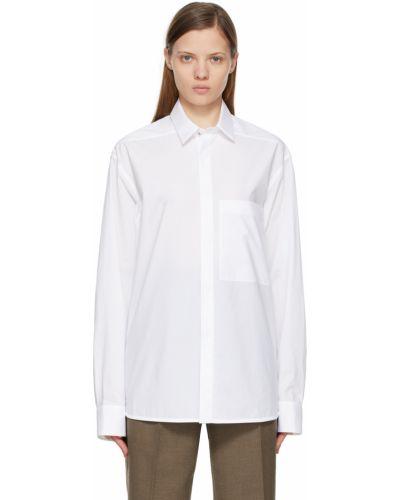 Biała koszula z długimi rękawami - biała Fear Of God