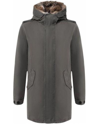 Куртка с капюшоном утепленная на молнии Lempelius