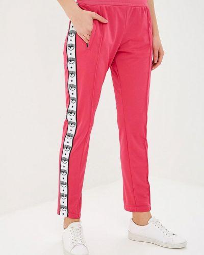Спортивные брюки розовый итальянский Chiara Ferragni Collection