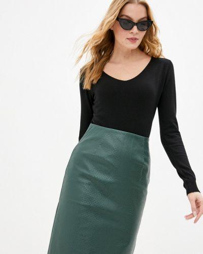 Пуловер - черный B.style