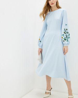 Вечернее платье осеннее Ksenia Knyazeva