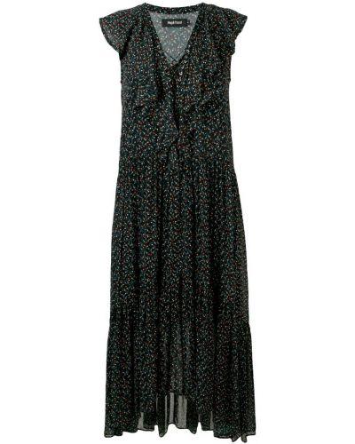 Платье макси на молнии Magali Pascal