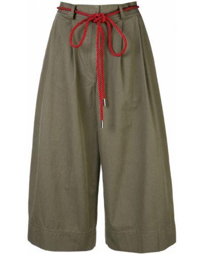 Укороченные брюки с поясом Robert Rodriguez Studio