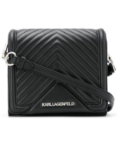 Сумка через плечо маленькая на плечо Karl Lagerfeld