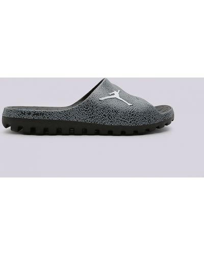 Сланцы серый пластиковый Jordan