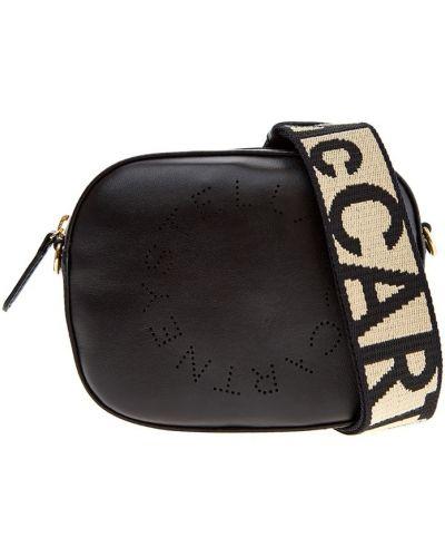 Кожаная сумка поясная маленькая Stella Mccartney