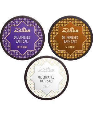 Масло для душа шелковый Zeitun
