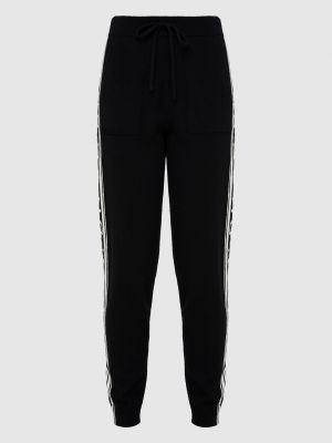 Кашемировые брюки - черные Florence Mode