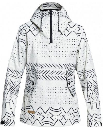 Куртка серебряная для сноуборда Dc Shoes