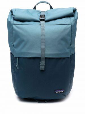 Синяя сумка с пряжкой Patagonia