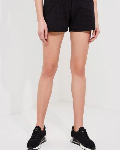 Черные спортивные шорты Emporio Armani