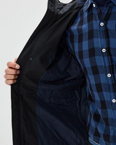 Зимняя куртка черная осенняя Tommy Hilfiger