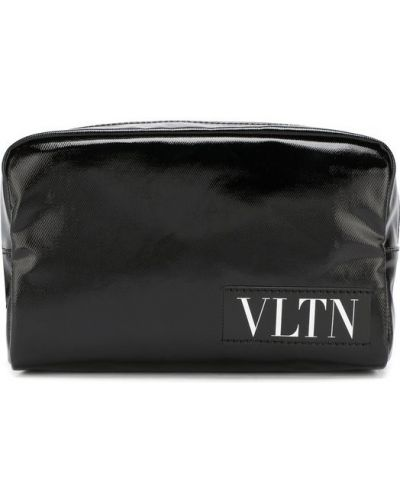 Несессер текстильный черный Valentino