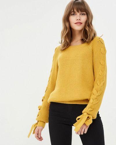 Джемпер желтый Zeza
