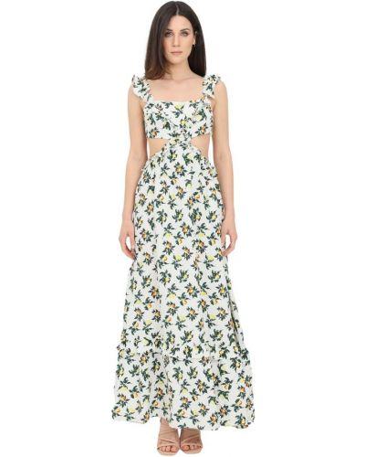 Zielona sukienka Glamorous