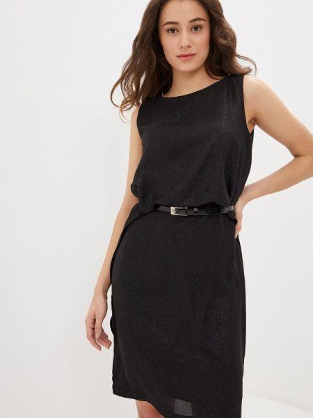 Вечернее платье черное клубное Concept Club
