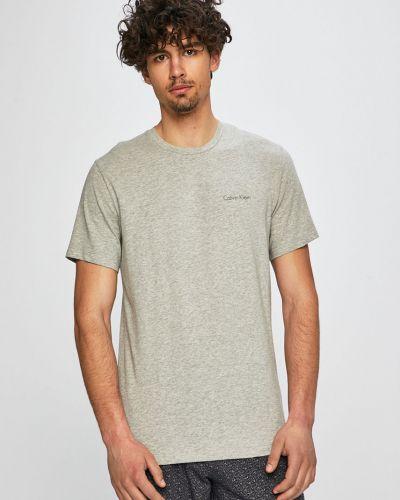 Пижама светло-серый серая Calvin Klein Underwear