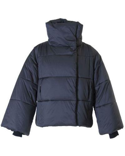 Утепленная куртка нейлоновая синий Kanuk
