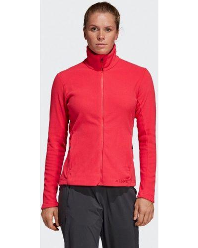 Толстовка 2019 коралловый Adidas