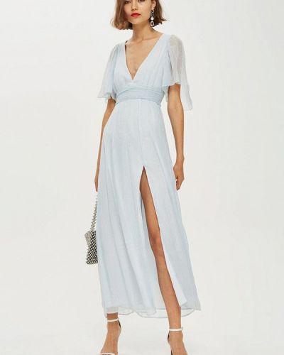 Вечернее платье осеннее индийский Topshop