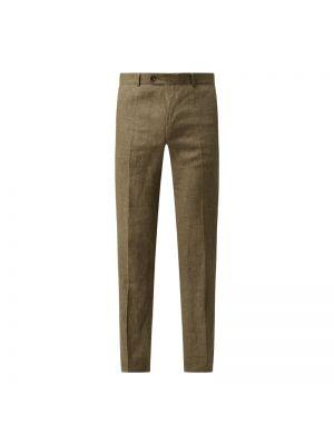 Zielone spodnie Carl Gross